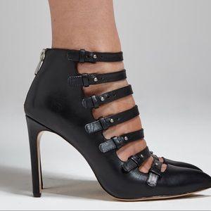 POUR  LA VICTOiRE ZORA Black Heels